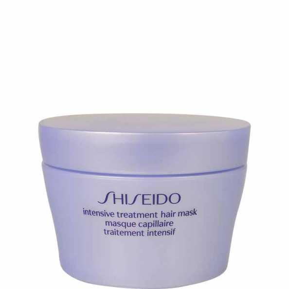 Shiseido Intensive Treatment Hair Mask - Máscara de Tratamento 200ml
