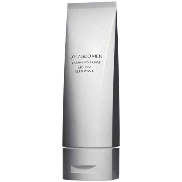 Shiseido Men Cleansing Foam - Espuma de Limpeza 125ml