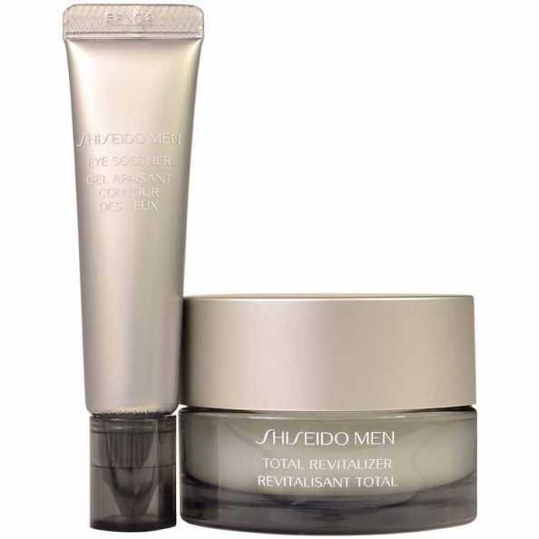 Shiseido Men Total Revitalizer Kit (2 Produtos)