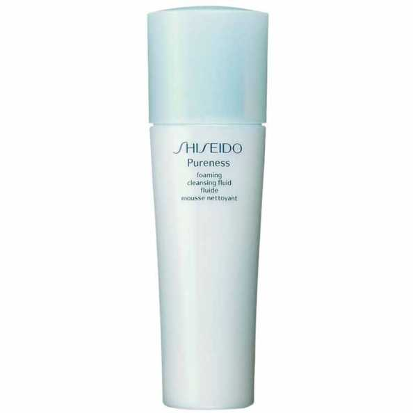 Shiseido Pureness Foaming Cleansing Fluid - Loção de Limpeza 150ml