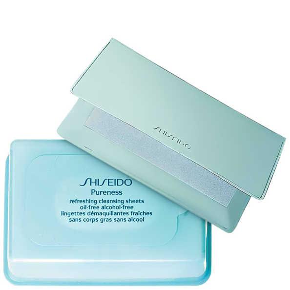 Shiseido Pureness Practice Kit (2 Produtos)
