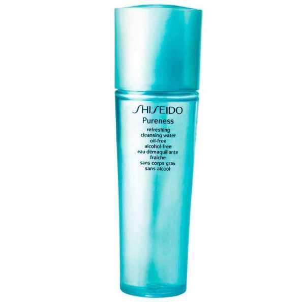 Shiseido Pureness Refreshing Cleansing Water - Água de Limpeza 150ml