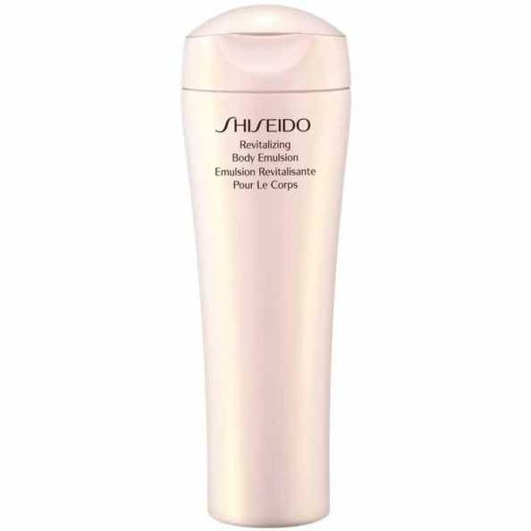 Shiseido Revitalizing Body Emulsion - Emulsão Hidratante Corporal 200ml
