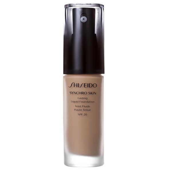 Shiseido Synchro Skin Lasting Liquid Foundation N2 Neutral 2 - Base Líquida 30ml