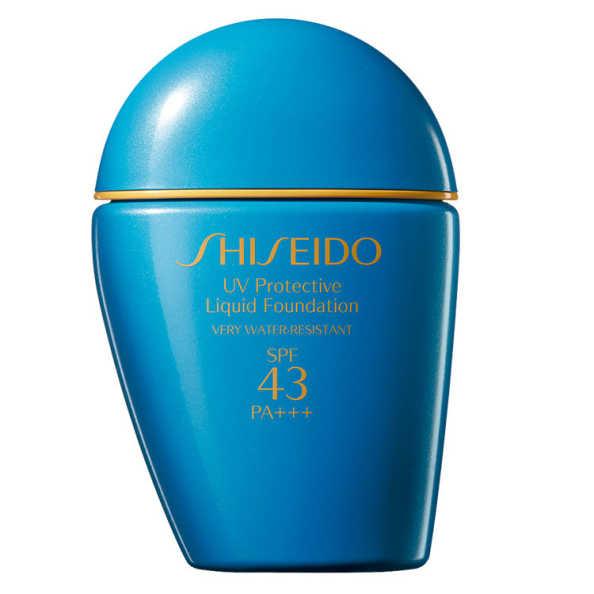 Shiseido UV Protective Liquid Foundation SPF 43 Medium Ivory – Base Líquida 30ml