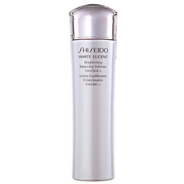 Shiseido White Lucent Brightening Balancing Softner Enriched - Tônico Clareador 150ml