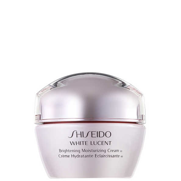 Shiseido White Lucent Brightening Moisturizing Cream W - Hidratante Noturno 50ml