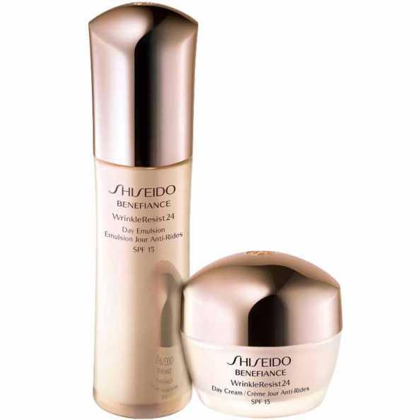Shiseido Wrinkle Resist24 Day Treatment Kit (2 Produtos)