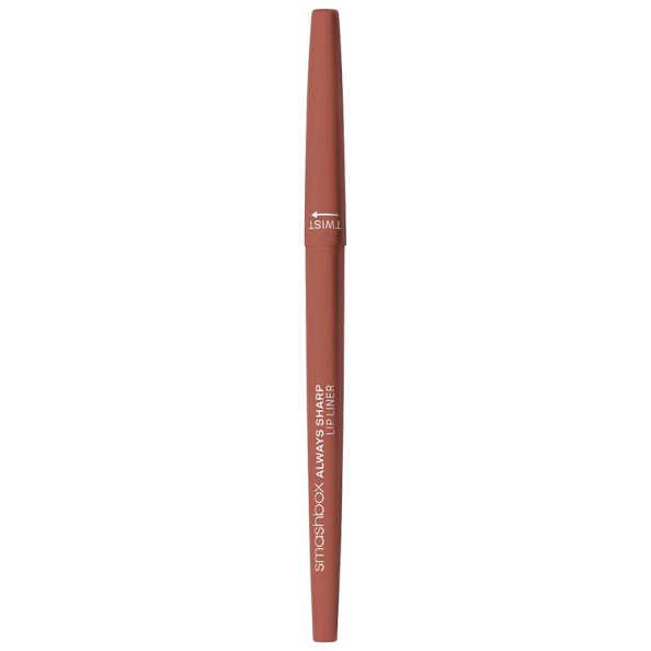 Smashbox Always Sharp Lip Liner Nude Light - Lápis Delineador Para Lábios 2,7g