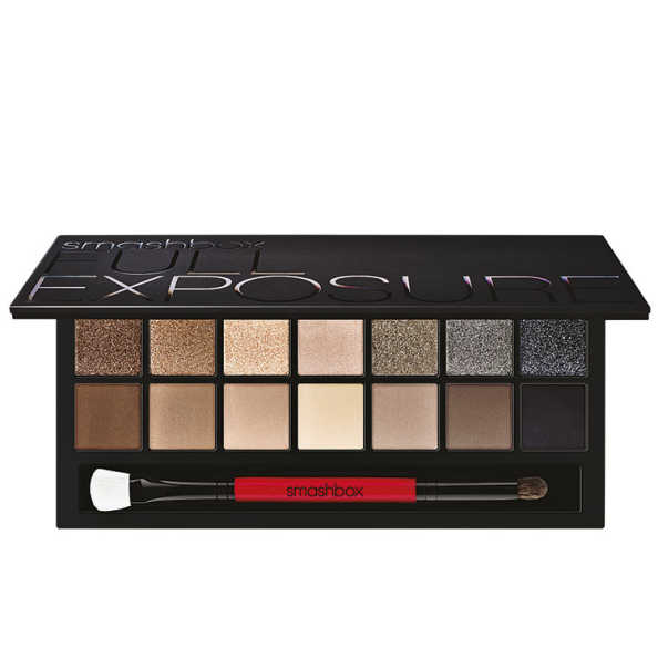 Smashbox Full Exposure Palette - Paleta de Sombras