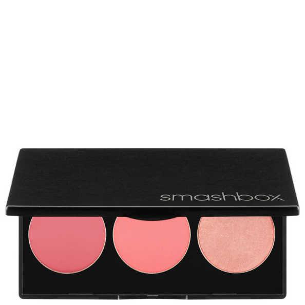 Smashbox L.A. Lights Palette Pacific Coast Pink - Paleta de Blush 11,47g
