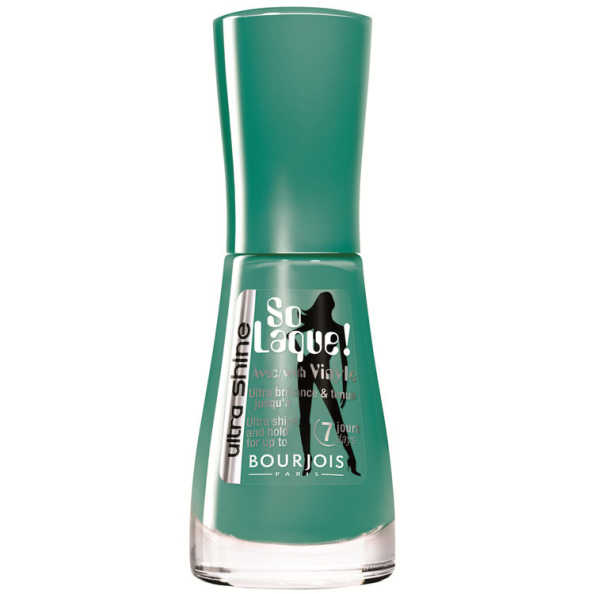 Bourjois So Laque Ultra Shine Vert Chlorophylle - Esmalte 10ml