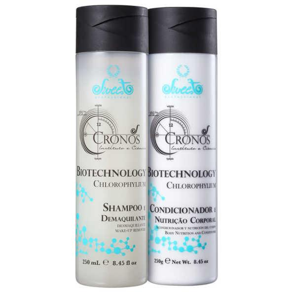 Sweet Hair Cronos Nutrição Corporal Duo Kit (2 Produtos)