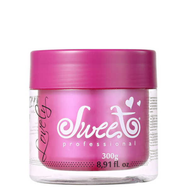 Sweet Hair Lovely Mystic Jelly - Máscara de Tratamento 300g