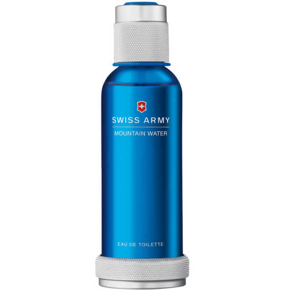 Swiss Army Mountain Water Victorinox Eau de Toilette - Perfume Masculino 100ml