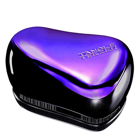 Tangle Teezer Compact Styler Purple Dazzle - Escova