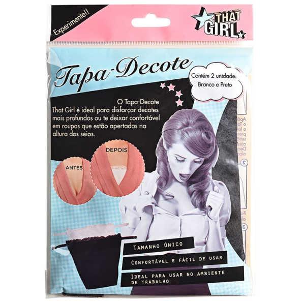 That Girl Tapa-Decote - 2 un
