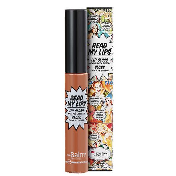 the Balm Read My Lips Snap! - Gloss Labial 6,5ml