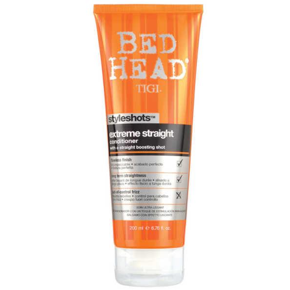 TIGI Bed Head Styleshots Extreme Straight Conditioner - Condicionador 200ml