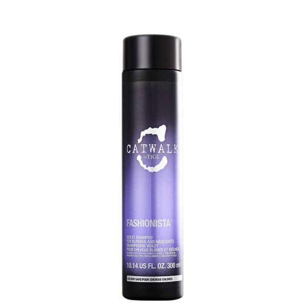 TIGI Catwalk Fashionista Violet - Shampoo 300ml