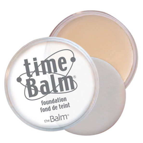 the Balm Time Balm Foundation Lighter Than Light - Base 21.3g