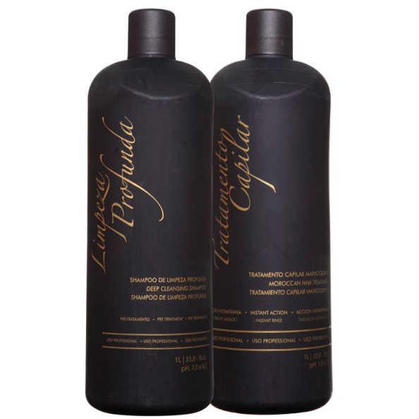 G.Hair Tratamento Capilar Marroquino (2 Produtos)