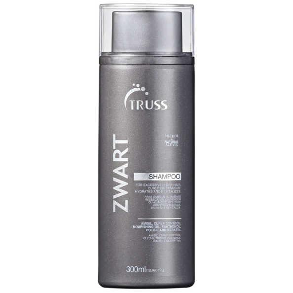 Truss Active Zwart - Shampoo 300ml
