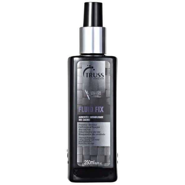 Truss Finish Fluid Fix - Spray Ativador de Cachos 250ml