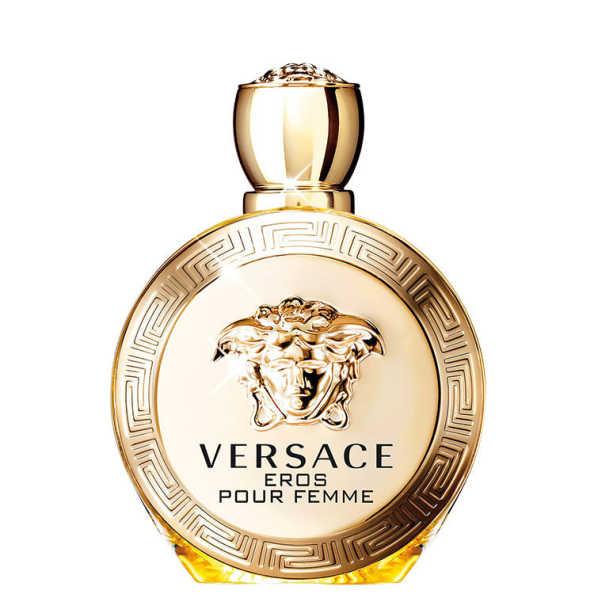 Eros Pour Femme Versace Eau de Parfum - Perfume Feminino 30ml