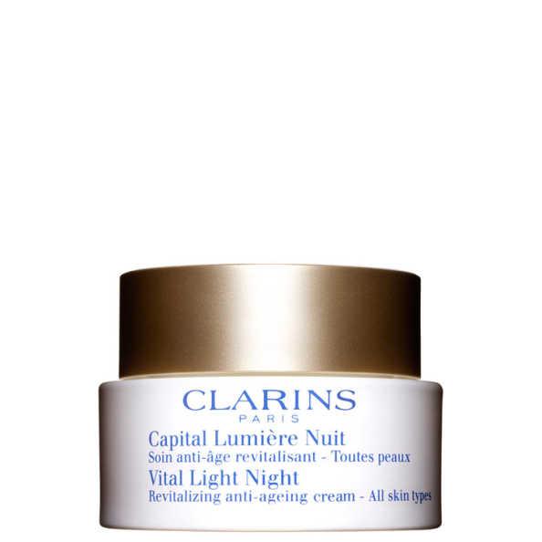 Clarins Vital Light Night - Anti-Idade Noturno 50ml