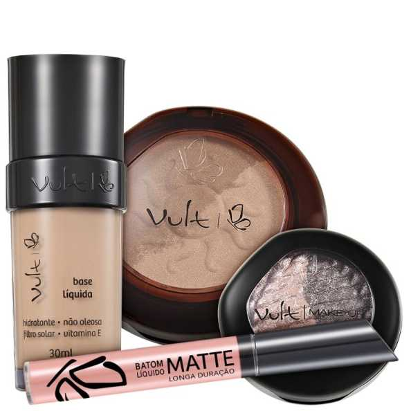 Vult Make Perfect Look 01 Kit (4 Produtos)