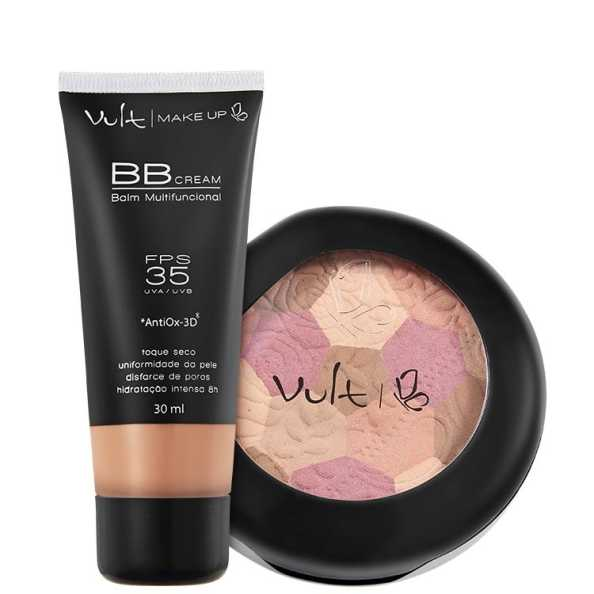 Vult Make Up Balm Mosaico Kit (2 Produtos)