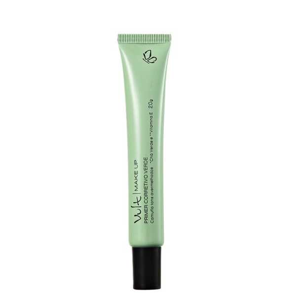 Vult Make Up Corretivo Colorido Verde - Primer 20g