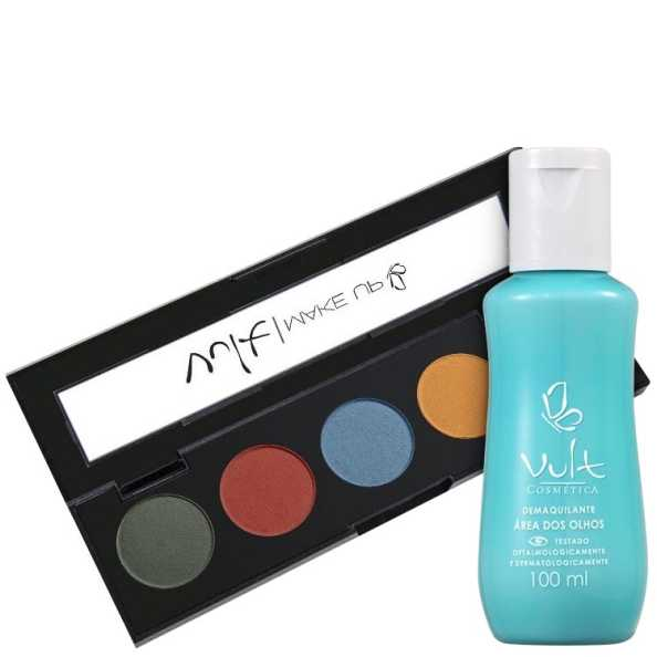 Vult Make Up Funny Eyes Kit (2 Produtos)