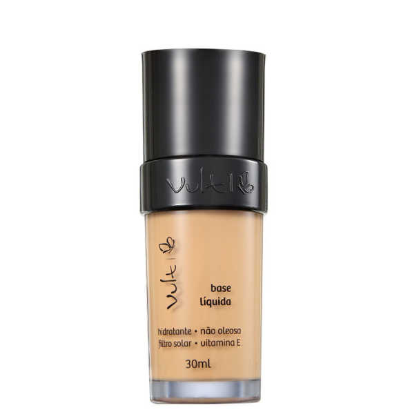 Vult Make Up Líquida 03 Bege - Base 30ml