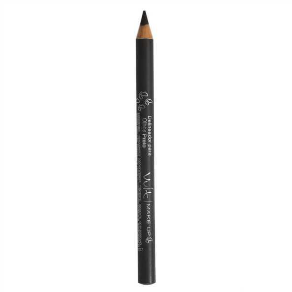 Vult Make Up Madeira Preto Neutro - Lápis Para Olhos 1,2g