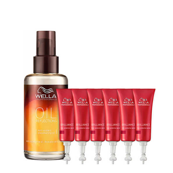 Wella Professionals Oil Reflections Solar Kit (2 Produtos)