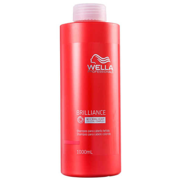 Wella Professionals Brilliance - Shampoo 1000ml
