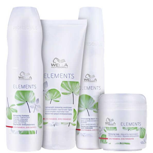 Wella Professionals Elements Renewing Full Kit (4 Produtos)