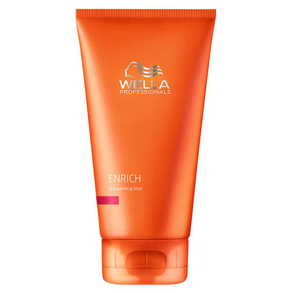 Wella Professionals Enrich Self Warm Mask - Tratamento 150ml