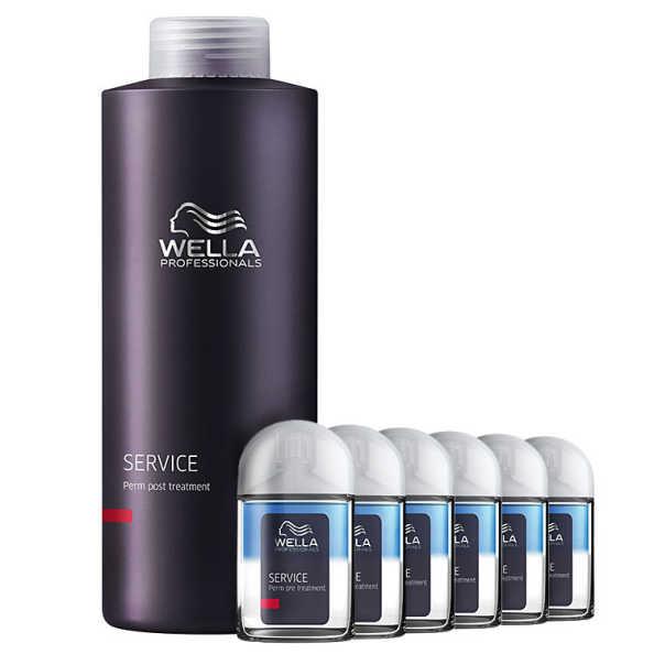 Wella Professionals Service Alisamento Duo Kit (2 Produtos)