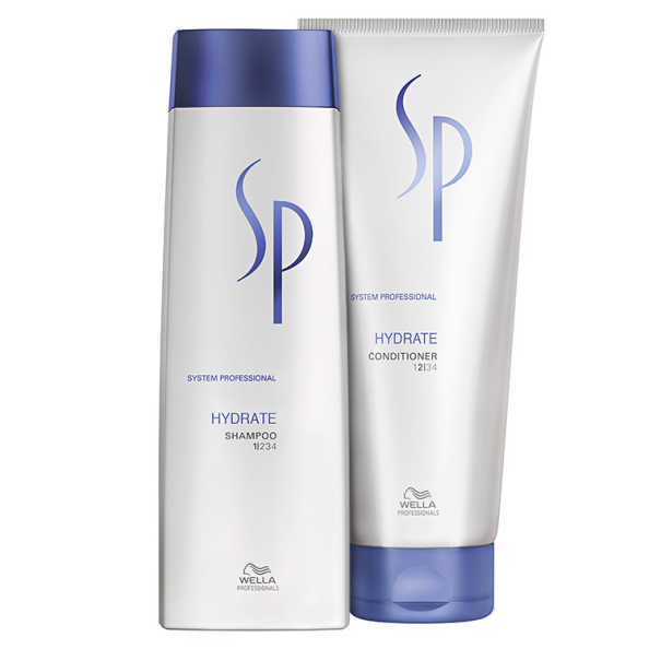 SP System Professional Hydrate Duo Kit (2 Produtos)