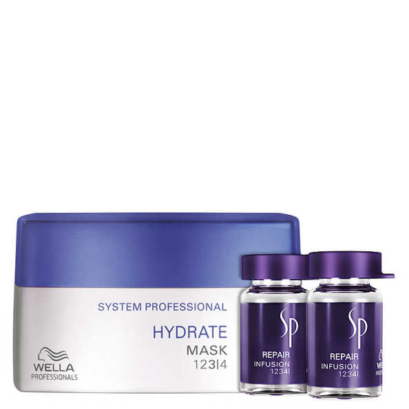 SP System Professional Hydrate Repair Kit (3 Produtos)
