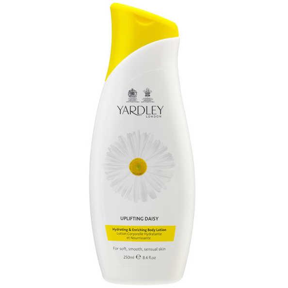 Yardley Uplifting Daisy Hydrating & Enriching Body Lotion - Loção Corporal 250ml