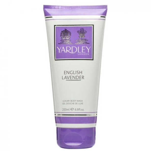 Yardley English Lavender Luxury Body Wash - Gel de Banho 200ml
