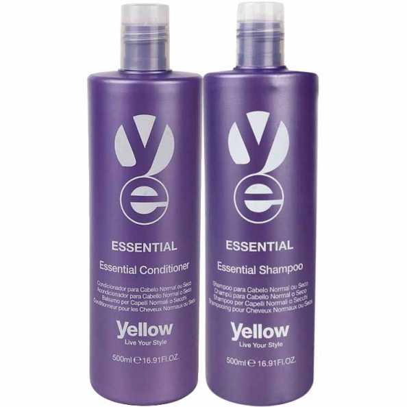 Yellow Essential Duo Kit (2 Produtos)