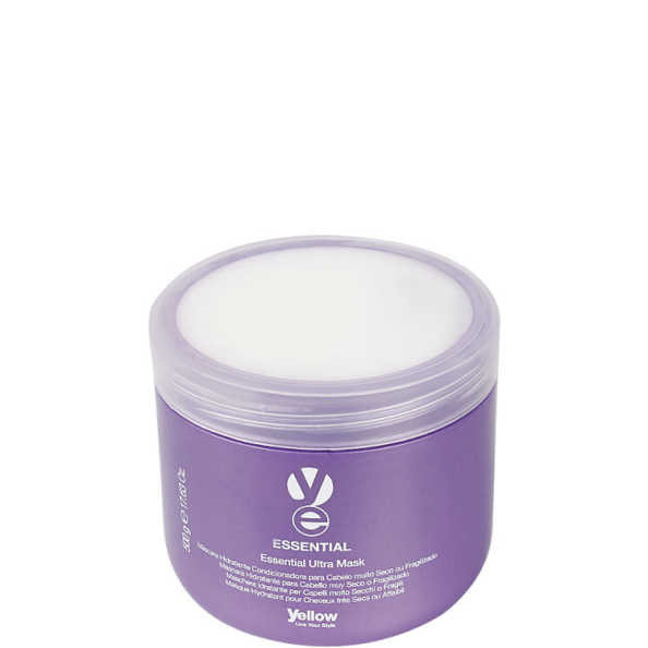 Yellow Essential Ultra Mask-500gr