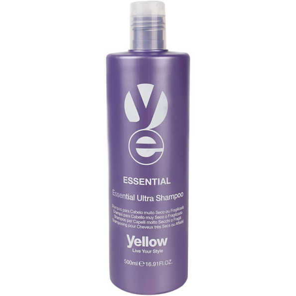 Yellow Essential Ultra Shampoo Seco Fragilizado-500ml