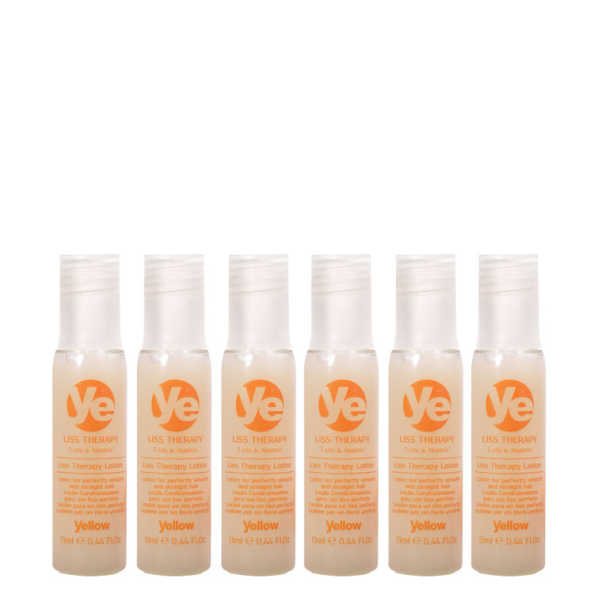 Yellow Liss Therapy Lotion - Loção de Tratamento 6x13ml