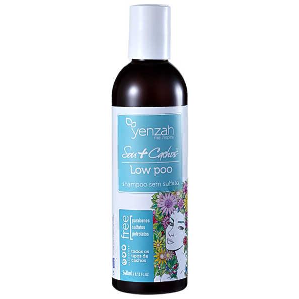 Yenzah Sou + Cachos - Shampoo Low Poo 240ml
